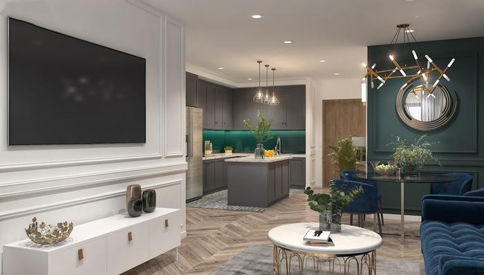 5 phong cách thiết kế nội thất nổi bật năm 2020 - Ảnh 4.
