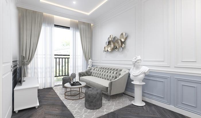 5 phong cách thiết kế nội thất nổi bật năm 2020 - Ảnh 6.
