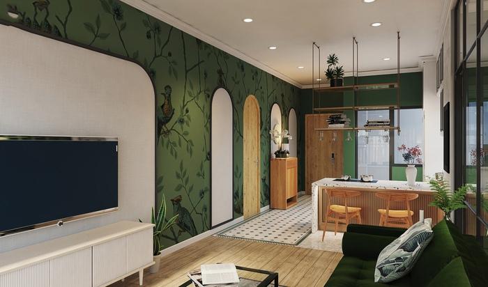 5 phong cách thiết kế nội thất nổi bật năm 2020 - Ảnh 7.