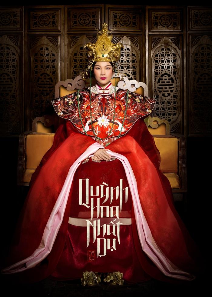 Thanh Hằng rạng ngời khí chất trong vai Dương Vân Nga - Ảnh 1.
