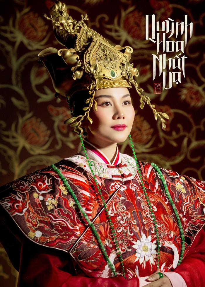 Thanh Hằng rạng ngời khí chất trong vai Dương Vân Nga - Ảnh 5.
