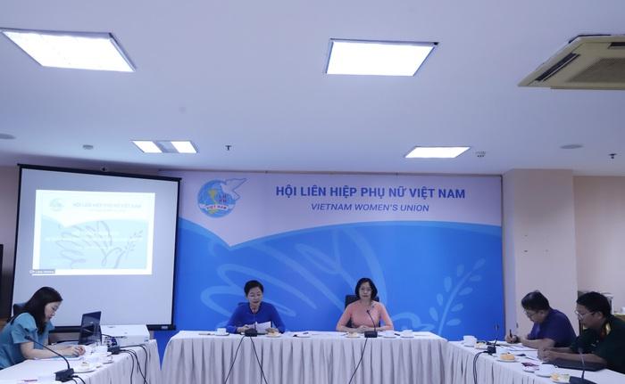 Tham vấn dự thảo Nghị quyết hỗ trợ phụ nữ hội nhập quốc tế - Ảnh 1.