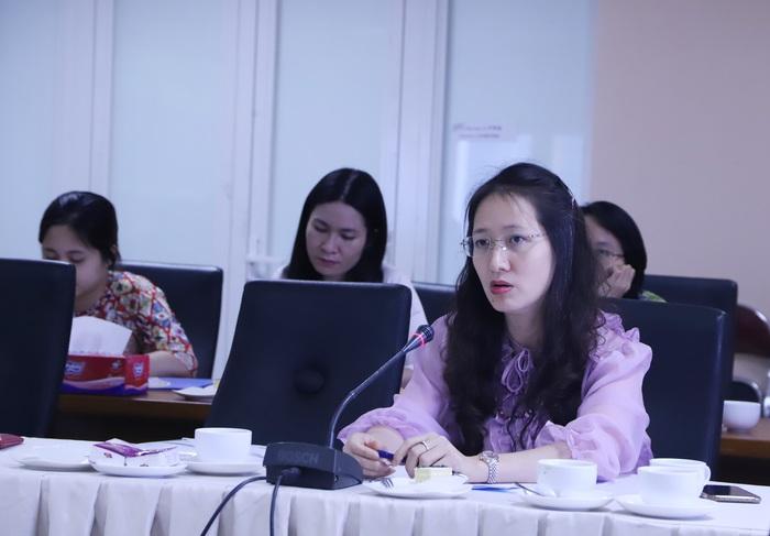 Tham vấn dự thảo Nghị quyết hỗ trợ phụ nữ hội nhập quốc tế - Ảnh 3.