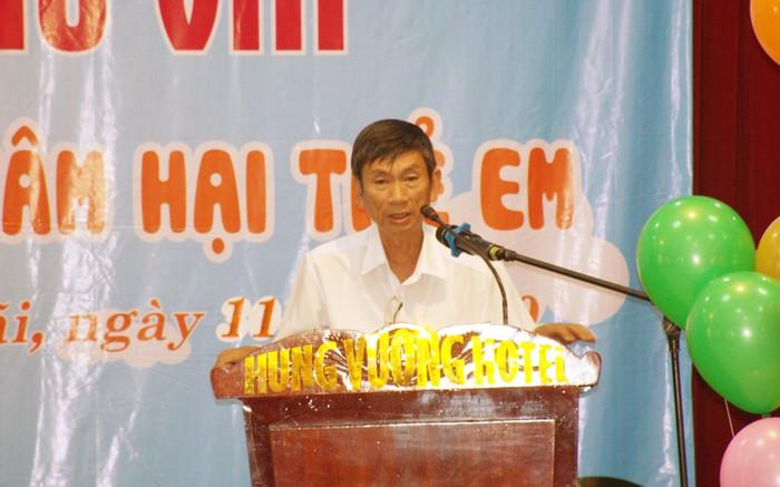 Quảng Ngãi tổ chức diễn đàn trẻ em cấp tỉnh lần thứ VIII - Ảnh 2.