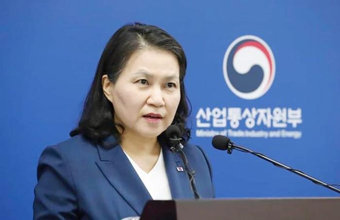 Nữ ứng viên Yoo Myung-hee: Xây dựng một WTO kiên cường và nhanh nhạy hơn - Ảnh 1.