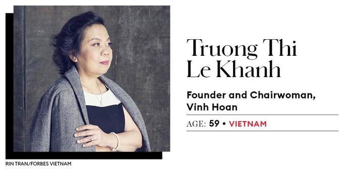 Hai đại diện Việt Nam có mặt trong danh sách 25 nữ doanh nhân quyền lực châu Á 2020 - Ảnh 4.