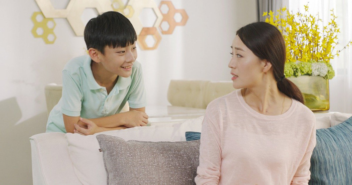 Để con tuổi teen mở lòng nói chuyện với bố mẹ - Ảnh 1.