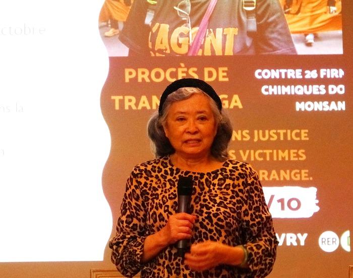 Đại sứ Việt Nam tại Pháp cám ơn các hội đoàn ủng hộ nạn nhân chất độc màu da cam - Ảnh 3.