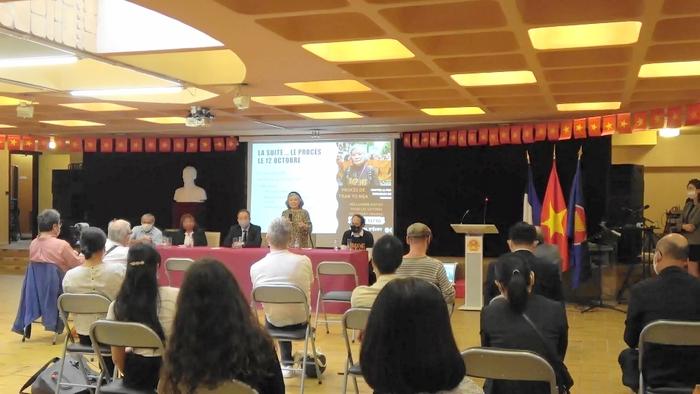 Đại sứ Việt Nam tại Pháp cám ơn các hội đoàn ủng hộ nạn nhân chất độc màu da cam - Ảnh 4.