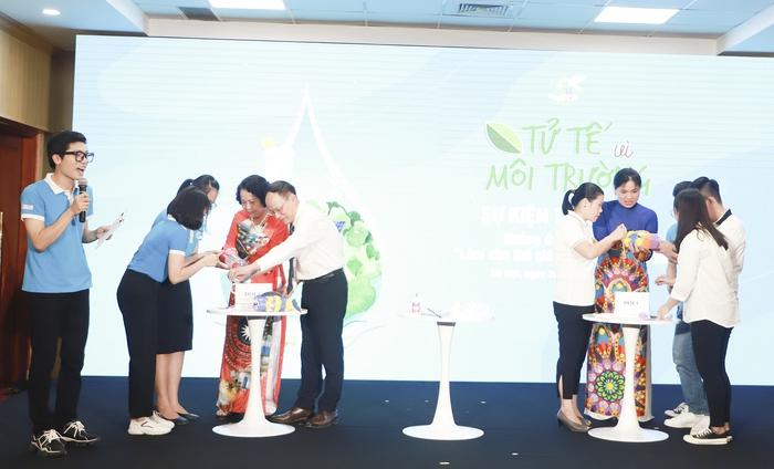 """Hội LHPN Việt Nam phát động """"Tử tế vì môi trường"""" hưởng ứng Chiến dịch Làm cho thế giới sạch hơn năm 2020 - Ảnh 3."""