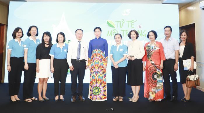 """Hội LHPN Việt Nam phát động """"Tử tế vì môi trường"""" hưởng ứng Chiến dịch Làm cho thế giới sạch hơn năm 2020 - Ảnh 6."""