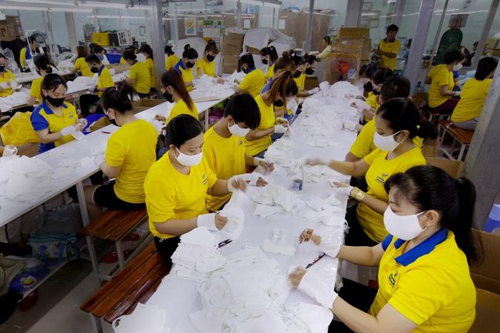 """Dệt may Việt Nam """"ngược dòng"""" về thị trường nội địa - Ảnh 1."""