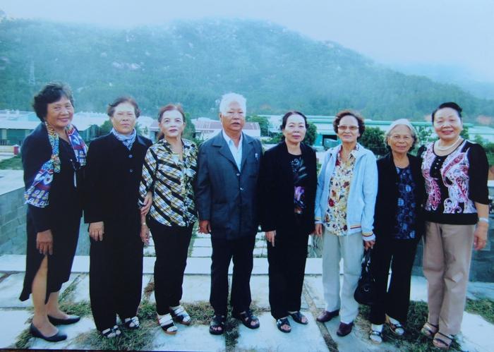 Ký ức thanh xuân mà oai hùng của gần một nghìn nữ tù binh trại giam Phú Tài - Ảnh 1.