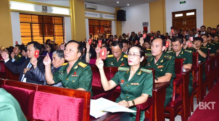 Tỉ lệ nữ cấp ủy nhiệm kỳ 2020-2025 của tỉnh Kon Tum đạt 14%  - Ảnh 2.
