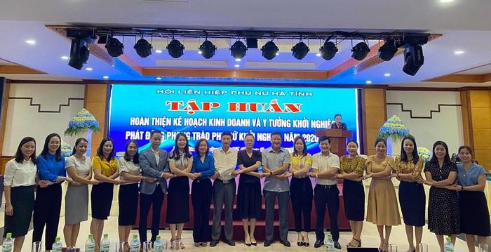 Hà Tĩnh: Phát động phong trào khởi nghiệp năm 2020 - 2021 - Ảnh 1.