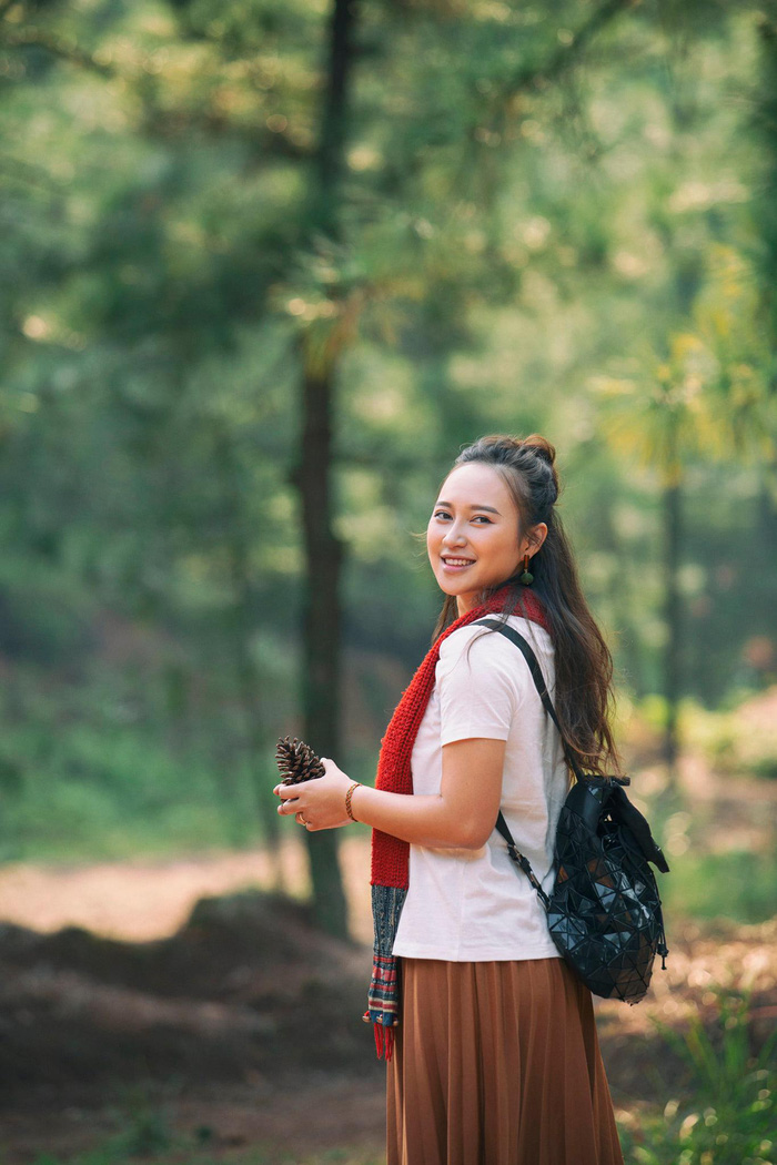 """""""Họa mi"""" Khánh Linh tìm về thiên nhiên bằng âm nhạc - Ảnh 2."""
