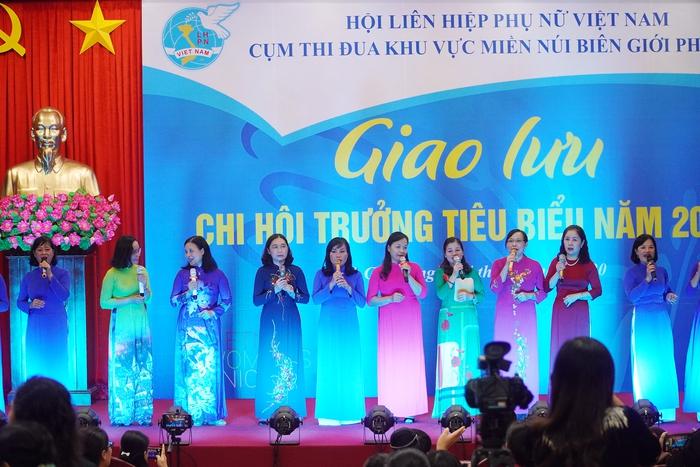 Vinh danh 39 Chi hội trưởng tiêu biểu của 7 tỉnh miền núi biên giới phía Bắc - Ảnh 3.