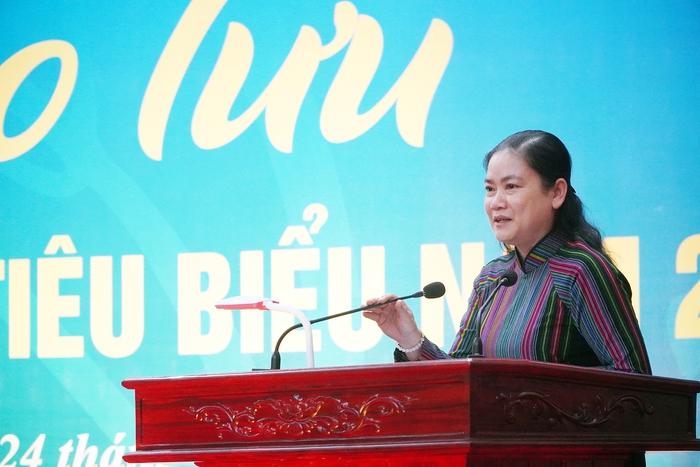 Vinh danh 39 Chi hội trưởng tiêu biểu của 7 tỉnh miền núi biên giới phía Bắc - Ảnh 1.