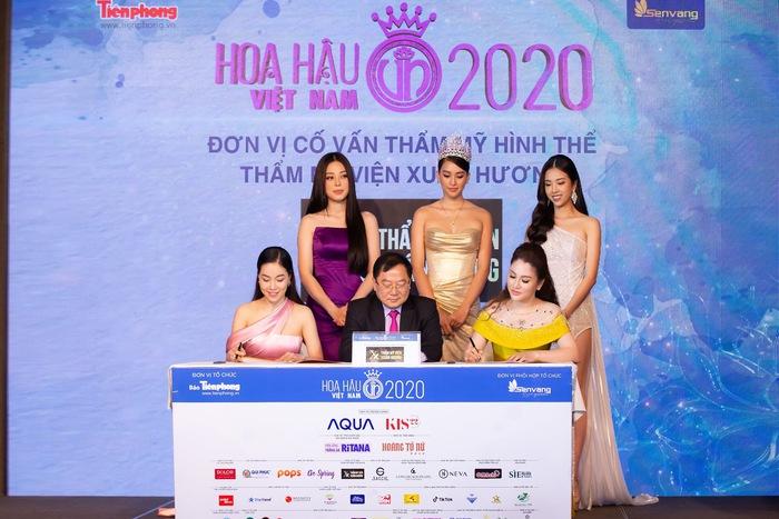 TMV Xuân Hương 2 lần làm cố vấn thẩm mỹ hình thể cho 2 cuộc thi sắc đẹp uy tín nhất Việt Nam  - Ảnh 2.