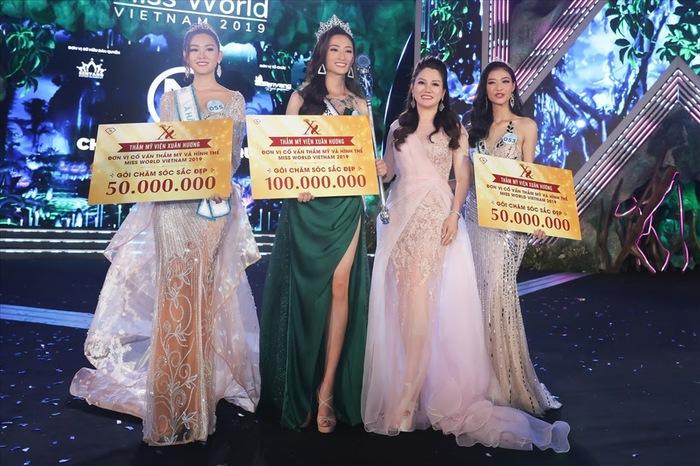 TMV Xuân Hương 2 lần làm cố vấn thẩm mỹ hình thể cho 2 cuộc thi sắc đẹp uy tín nhất Việt Nam  - Ảnh 3.