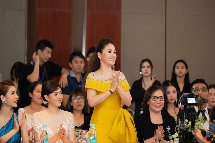 TMV Xuân Hương 2 lần làm cố vấn thẩm mỹ hình thể cho 2 cuộc thi sắc đẹp uy tín nhất Việt Nam  - Ảnh 4.