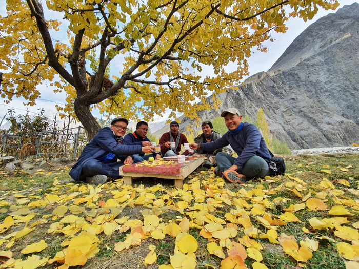 Ấn tượng khó quên với thiên đường mùa thu ở thung lũng Hunza  - Ảnh 7.