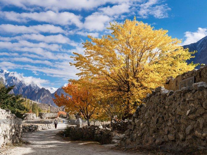 Ấn tượng khó quên với thiên đường mùa thu ở thung lũng Hunza  - Ảnh 5.