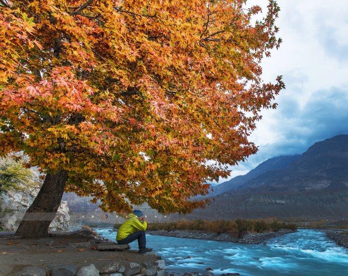 Ấn tượng khó quên với thiên đường mùa thu ở thung lũng Hunza  - Ảnh 2.