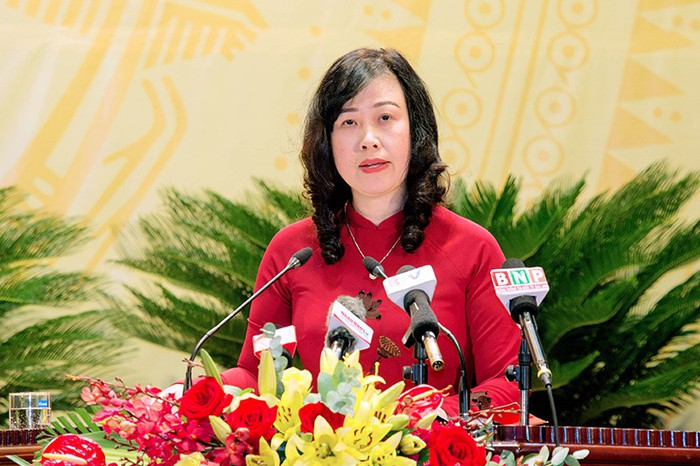Bí thư Tỉnh ủy và Chủ tịch UBND tỉnh Bắc Ninh đều là nữ - Ảnh 1.