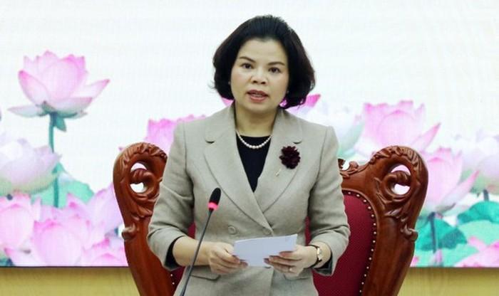 Bí thư Tỉnh ủy và Chủ tịch UBND tỉnh Bắc Ninh đều là nữ - Ảnh 2.