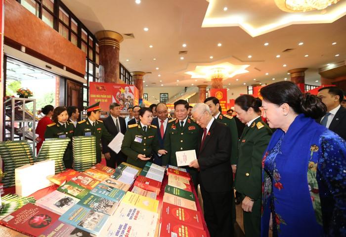 Khai mạc Đại hội Đảng bộ Quân đội lần thứ XI - Ảnh 3.
