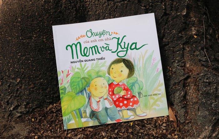 """Tác phẩm """"Chuyện anh em Mem và Kya"""" của nhà văn Nguyễn Quang Thiều"""