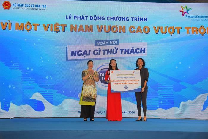 """Sân chơi """"Ngại gì thử thách"""" đầu tiên và chuỗi hành động thiết thực của Cô gái Hà Lan vì một Việt Nam vươn cao vượt trội - Ảnh 1."""