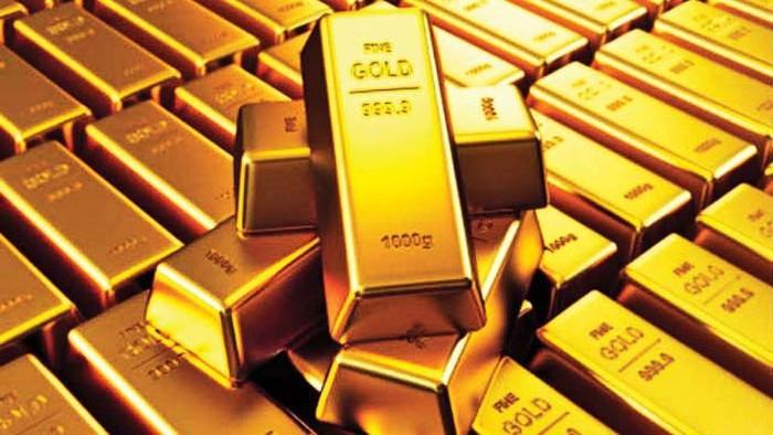 Vàng trở lại đường đua, tăng vọt 25 USD/ounce - Ảnh 1.