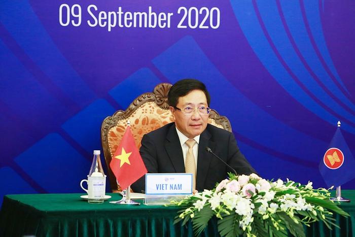 'Gắn kết và chủ động thích ứng' là 'thương hiệu' của ASEAN - Ảnh 3.