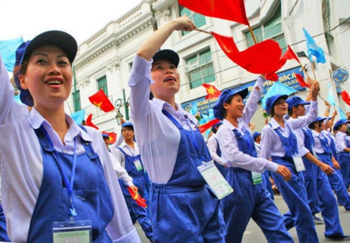 Lồng ghép vấn đề bình đẳng giới, quan tâm tới lao động nữ đã được nhiều đại biểu nêu ra tại Hội thảo (ảnh minh họa)