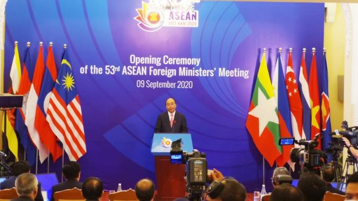 'Gắn kết và chủ động thích ứng' là 'thương hiệu' của ASEAN - Ảnh 1.