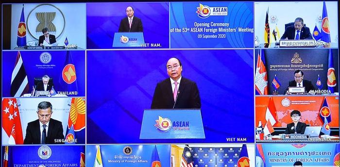 'Gắn kết và chủ động thích ứng' là 'thương hiệu' của ASEAN - Ảnh 2.