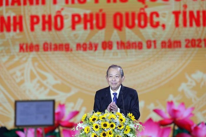 Khu đô thị mới Sun Grand City New An Thoi tưng bừng với sự kiện Phú Quốc lên thành phố - Ảnh 2.