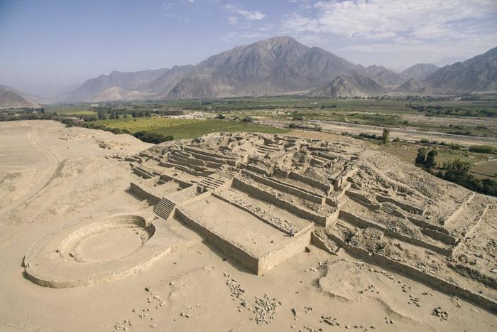 Tàn tích thành phố cổ Caral