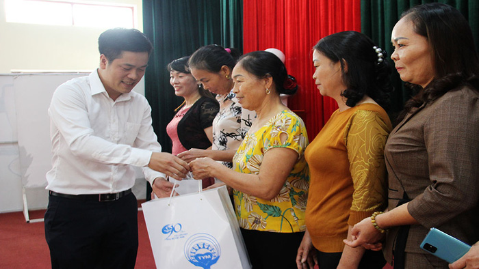 Những con số biết nói của TYM chi nhánh Bắc Giang - Ảnh 1.