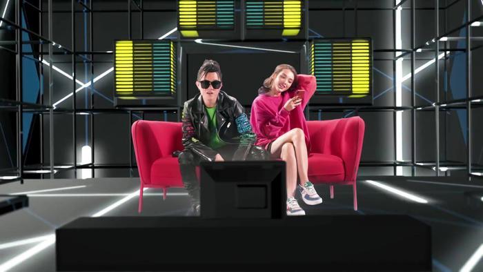Hình ảnh trong MV Hà Nội chill