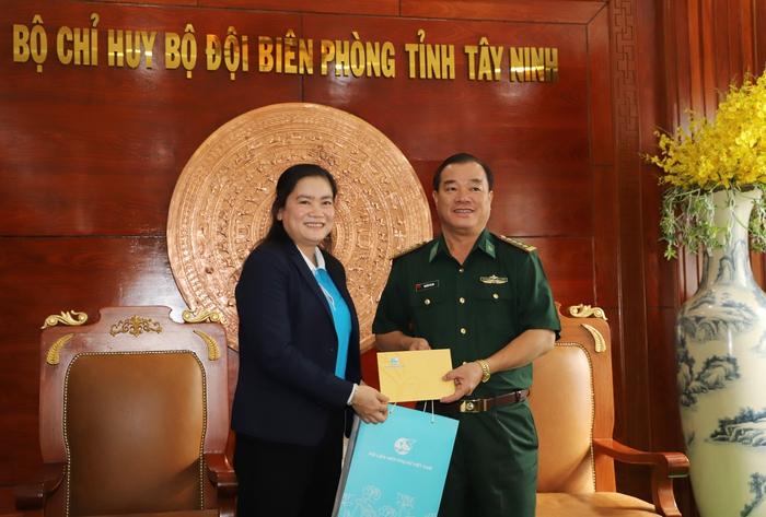 """""""Tết yêu thương"""" ở Tây Ninh - Ảnh 1."""