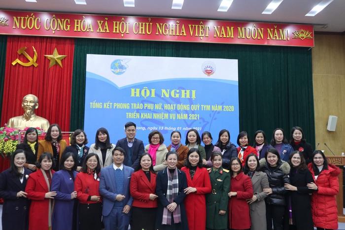 Bắc Giang: Đổi mới công tác tổ chức Hội, vận động nguồn lực giúp đỡ phụ nữ và trẻ em nghèo - Ảnh 1.