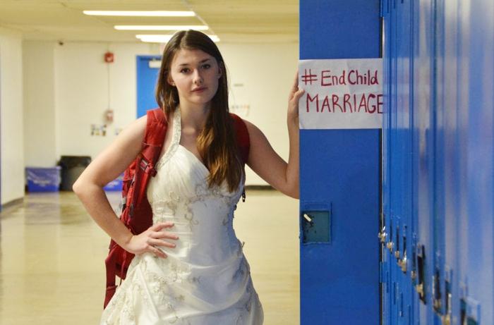 Hôn nhân trẻ em gia tăng ở Canada  - Ảnh 1.