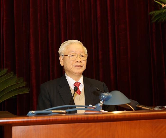 Hội nghị Trung ương 15: Xem xét, đề cử nhân sự 4 chức danh lãnh đạo chủ chốt khóa XIII - Ảnh 1.