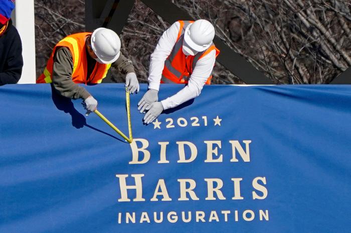 Hoa Kỳ: Thủ đô Washington thắt chặt an ninh chuẩn bị cho Lễ nhậm chức của ông Biden - Ảnh 2.