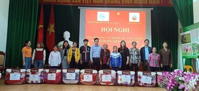 TYM Lạng Giang luôn hướng tới lợi ích cộng đồng - Ảnh 2.