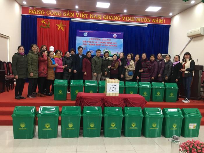 Hoạt động TYM tại- Lạng Giang: Hướng tới lợi ích cộng đồng - Ảnh 3.