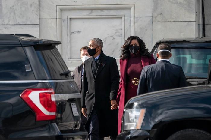 Những hình ảnh ấn tượng trong Lễ nhậm chức của tân Tổng thống Hoa Kỳ Joe Biden - Ảnh 15.